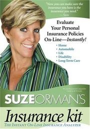 Cover of: Suze Orman