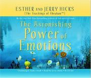 Cover of: The Astonishing Power of Emotions 8-CD set