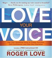 Cover of: Love your voice