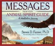 Cover of: Messages From Your Animal Spirit Guide CD
