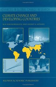 Climate Change and Developing Countries (Advances in Global Change Research) by Nijavalli H. Ravindranath, Jayant A. Sathaye