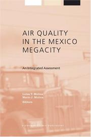 Cover of: Air Quality in the Mexico Megacity: