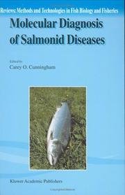 Cover of: Molecular Diagnosis of Salmonid Diseases