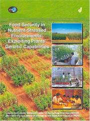 Cover of: Food Security in Nutrient-Stressed Environments