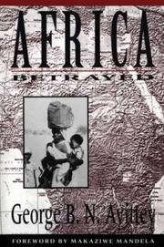Cover of: Africa betrayed | George B. N. Ayittey