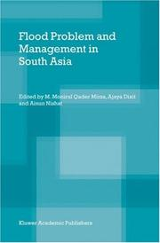 Cover of: Flood problem and management in South Asia |