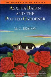 Cover of: Agatha Raisin and the potted gardener
