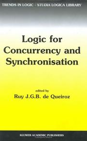 Cover of: Logic for Concurrency and Synchronisation (Trends in Logic)