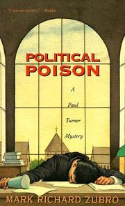 Cover of: Political poison