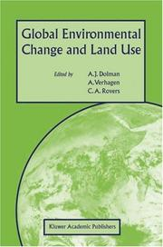 Cover of: Global Environmental Change and Land Use |