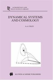 Cover of: Dynamical Systems and Cosmology