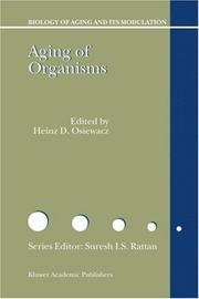 Cover of: Aging of Organisms (Biology of Aging and its Modulation)
