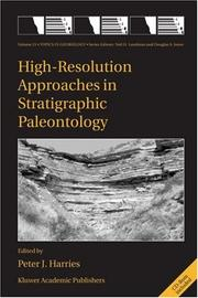 Cover of: High-Resolution Approaches in Stratigraphic Paleontology (Topics in Geobiology)
