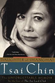 Cover of: Daughter of Shanghai | Tsai Chin