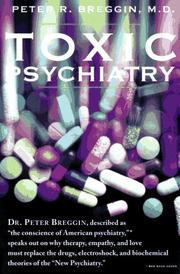 Cover of: Toxic psychiatry