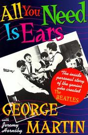 Cover of: All you need is ears