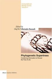 Cover of: Phylogenetic supertrees