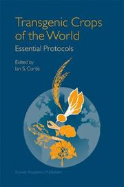 Cover of: Transgenic Crops of the World