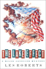 Cover of: The lake effect
