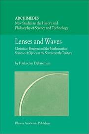 Cover of: Lenses and Waves