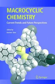 Cover of: Macrocyclic Chemistry