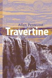 Cover of: Travertine