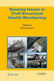 Cover of: Sensing Issues in Civil Structural Health Monitoring