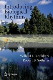 Cover of: Introducing biological rhythms