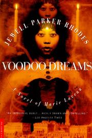 Cover of: Voodoo Dreams | Jewell P. Rhodes