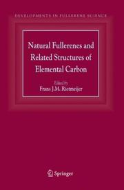 Cover of: Natural Fullerenes and Related Structures of Elemental Carbon (Developments in Fullerene Science)