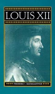 Cover of: Louis XII