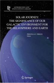 Cover of: Solar Journey