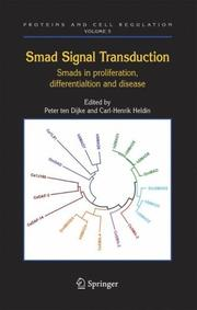 Cover of: Smad signal transduction |