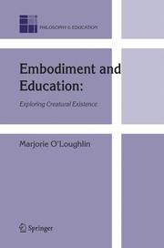 Cover of: Embodiment and Education: