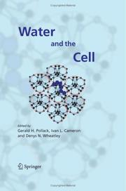 Cover of: Water and the Cell |