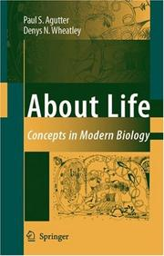 Cover of: About life by