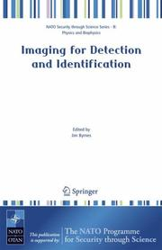 Imaging for Detection and Identification (NATO Science for Peace and Security Series / NATO Science for Peace and Security Series B: Physics and Biophysics) by Jim Byrnes