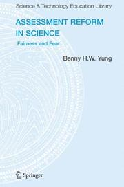 Cover of: Assessment Reform in Science