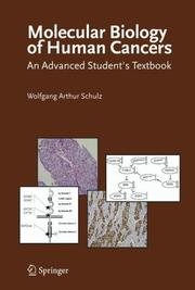 Cover of: Molecular Biology of Human Cancers