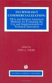 Cover of: Technology Commercialization