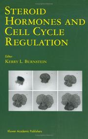 Cover of: Steroid Hormones and Cell Cycle Regulation
