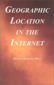 Cover of: Geographic Location in the Internet