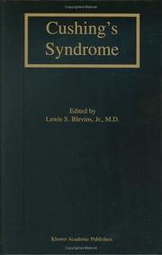Cover of: Cushing's Syndrome