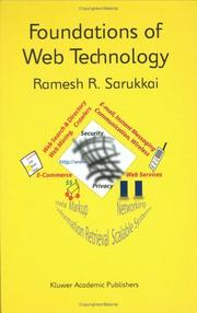 Cover of: Foundations of Web Technology