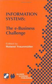 Cover of: Information Systems