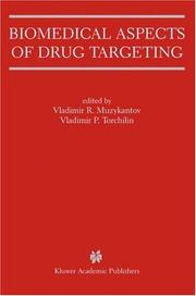 Cover of: Biomedical Aspects of Drug Targeting |