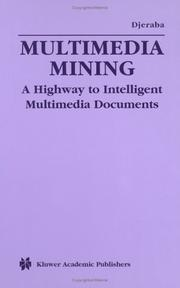 Cover of: Multimedia Mining