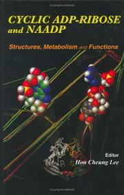 Cover of: Cyclic ADP-Ribose and NAADP
