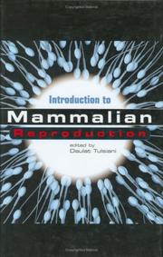 Cover of: Introduction to Mammalian Reproduction