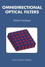 Cover of: Omnidirectional optical filters